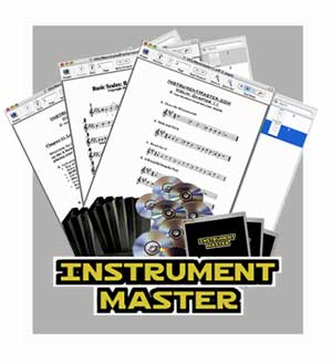 Instrument Master Author Greg Evans