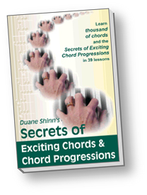 Secret of Exciting Piano Chords